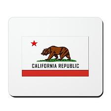Flag of California Mousepad