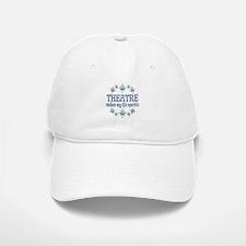 Theatre Sparkles Baseball Baseball Cap