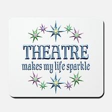 Theatre Sparkles Mousepad