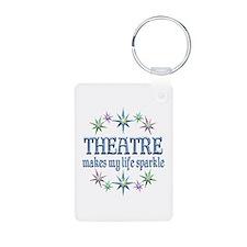 Theatre Sparkles Keychains