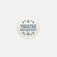 Theatre Sparkles Mini Button (10 pack)