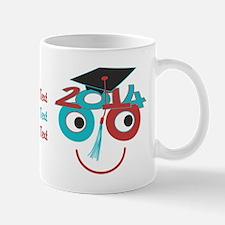 Personalize Funny Grad Dude Mug