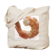 Cooked Shrimp Tote Bag