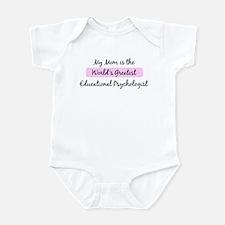 Worlds Greatest Educational P Infant Bodysuit