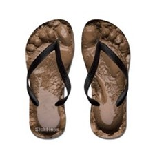 Sickflops - Slimy Mud Walkers Flip Flops