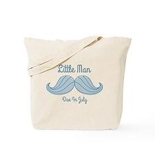 Mustache LM Jul Tote Bag
