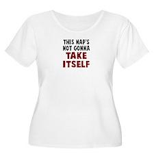 This Nap Plus Size T-Shirt