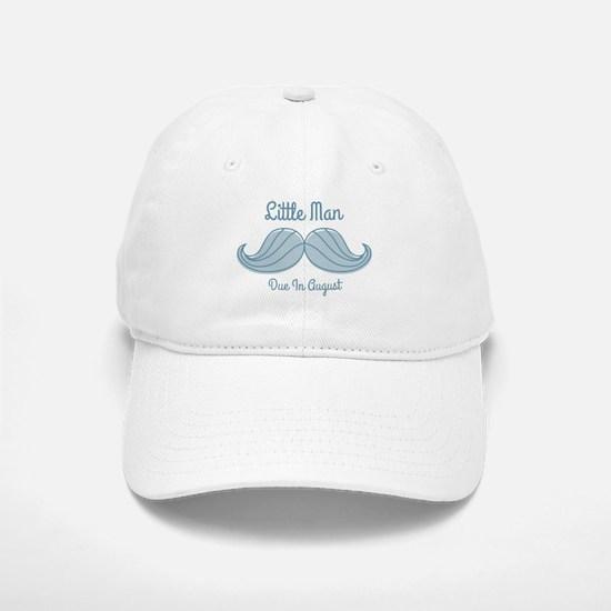 Mustache LM Aug Baseball Baseball Cap