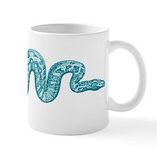 Vintage Snake Graphic Mugs
