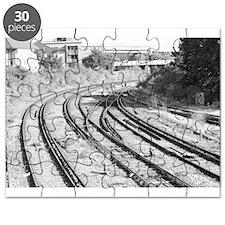 Lodon Rails Puzzle