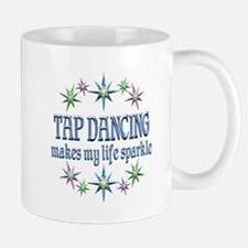 Tap Dancing Sparkles Mug