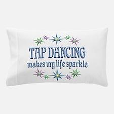 Tap Dancing Sparkles Pillow Case