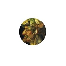 Giuseppe Arcimboldo Mini Button