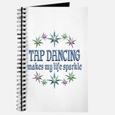Tap Dancing Sparkles Journal