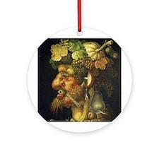 Giuseppe Arcimboldo Ornament (Round)