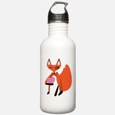 I'm FOXated On You Water Bottle