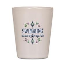 Swimming Sparkles Shot Glass