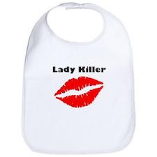 Lady Killer Bib
