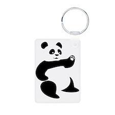 Panda Avatar Keychains