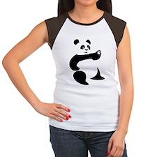 Panda Avatar Women's Cap Sleeve T-Shirt