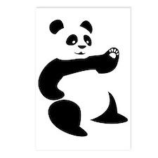 Panda Avatar Postcards (Package of 8)