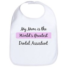 Worlds Greatest Dental Assist Bib