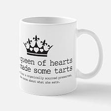 Queen Of Hearts Mugs