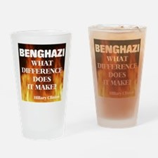 Benghazi What Difference Does It Make? Drinking Gl