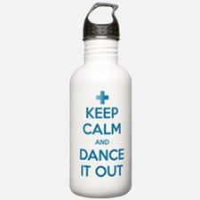 Keep Calm and Dance It Out Water Bottle