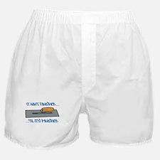 Finishing Trowel Boxer Shorts