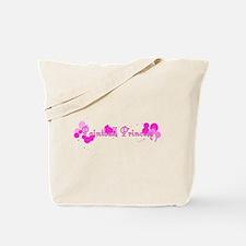 Paintball Princess Tote Bag