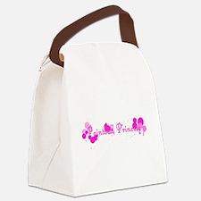 Paintball Princess Canvas Lunch Bag