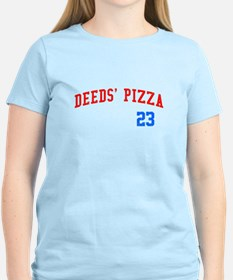 Deeds' Pizza T-Shirt