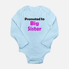Promoted To Big Sister Body Suit