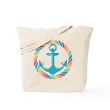 Anchor Canvas Bags