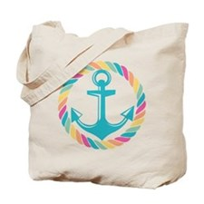 Anchor Rope Tote Bag
