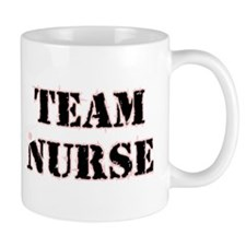 Team Nurse Mug