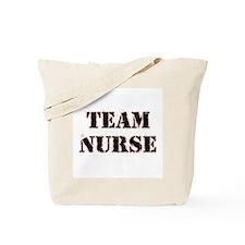 Team Nurse Tote Bag