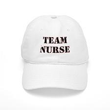 Team Nurse Baseball Cap