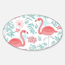 Pink Flamingos Decal