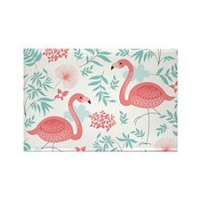 Pink Flamingos Magnets