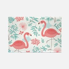 Pink Flamingos Magnets