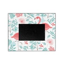 Pink Flamingos Picture Frame