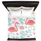 Flamingos Duvet Covers