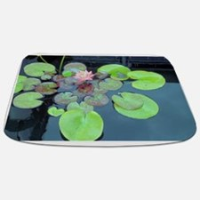 Lily Pads with Frog Bathmat
