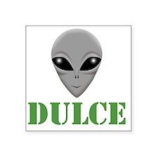 """DULCE Square Sticker 3"""" x 3"""""""