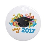 2017 graduation Ornament (Round)
