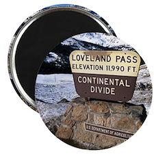 Loveland Pass Magnet