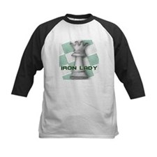Chess Queen: Iron Lady (Green Tee