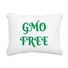 GMO FREE Rectangular Canvas Pillow